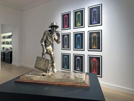 & Friends The UK Collective #2, les photos de l'exposition