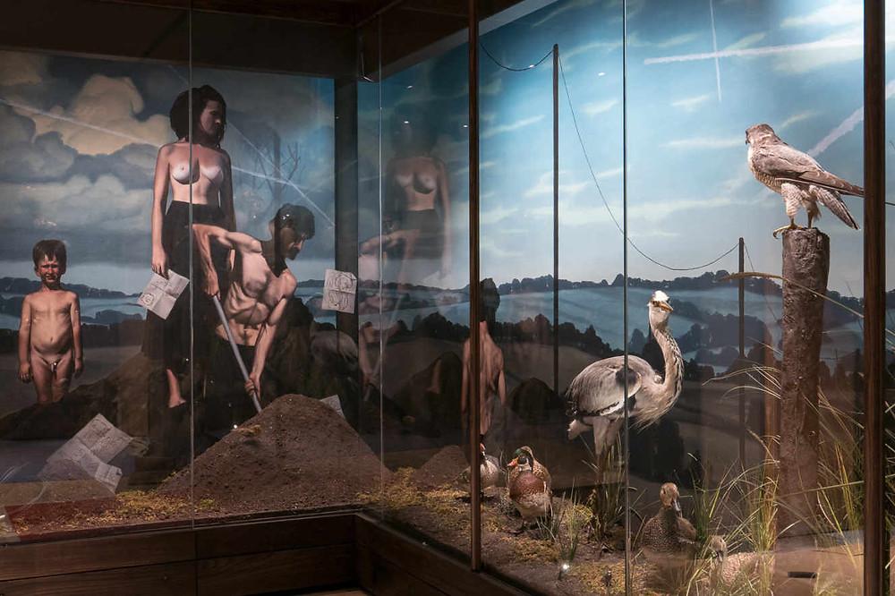 François Malingrëy, musée de la chasse et de la nature
