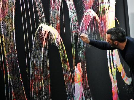 Franck Noto au Musée Fabre