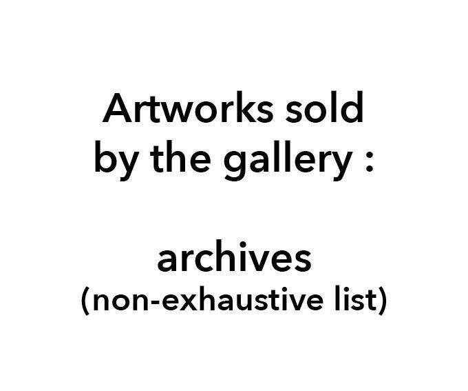 Archives INVADER