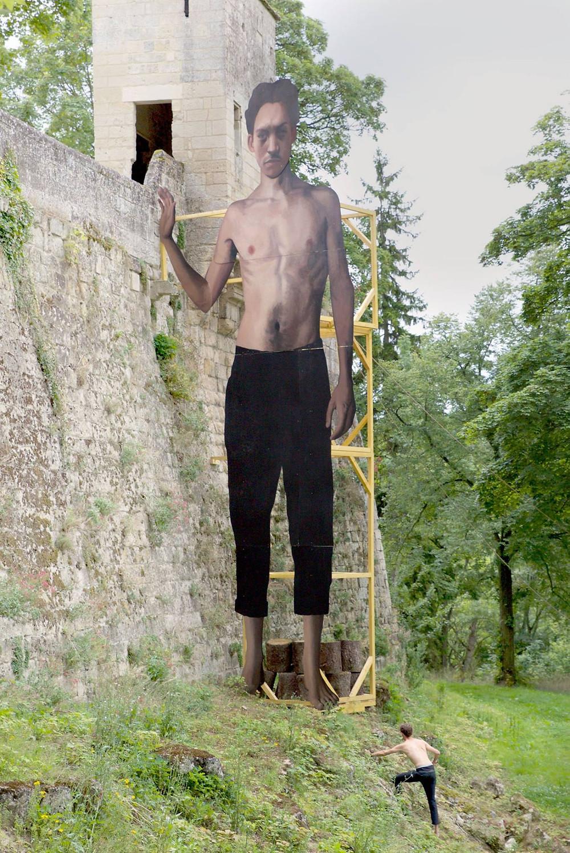Le Géant de Vez, François Malingrëy