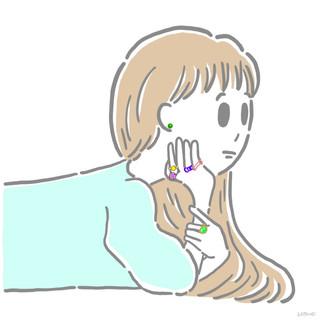 指輪つけすぎサン2