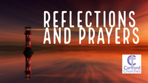 Reflections and Prayers for 3rd Sunday after Trinity - 20th June
