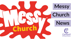 Messy Church in June, ideas wanted.