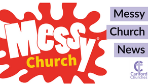Messy Church in September