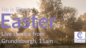 Easter Weekend Services (with YouTube links)