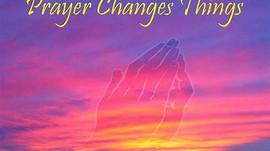 A Meditation on Praying