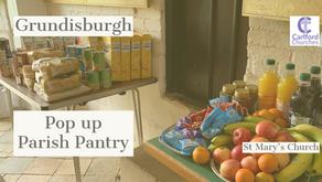 Grundisburgh Popup Parish Pantry