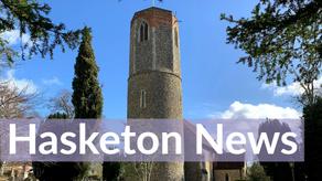 Hasketon Newsletter for September