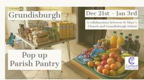 Pop up Parish Pantry