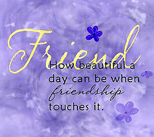 Friendship - A Valued Relationship