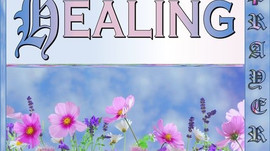 A PRAYER FOR HEALING