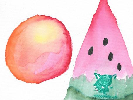 Orange & Watermelon
