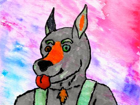 Watercolors: TockSiq