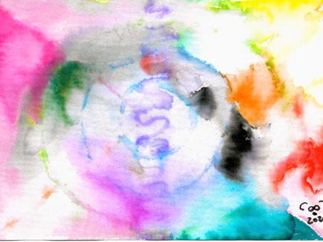"Watercolors: ""Hazy Focus"""