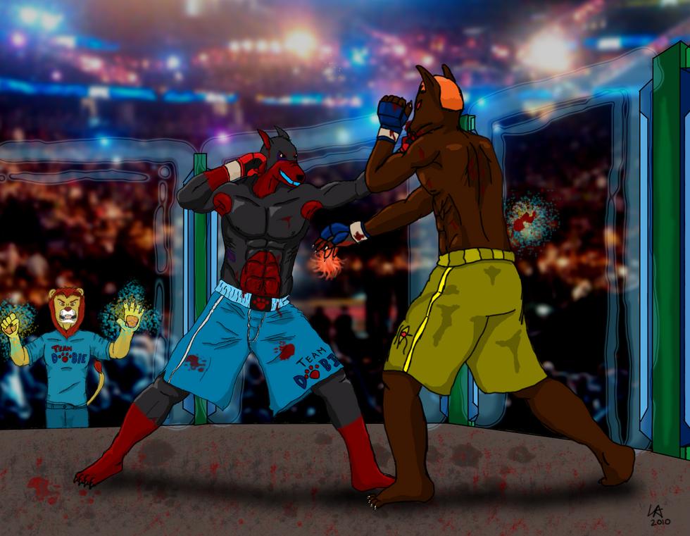 MMA___Linkin_vs__Anubis_by_BREWNinja