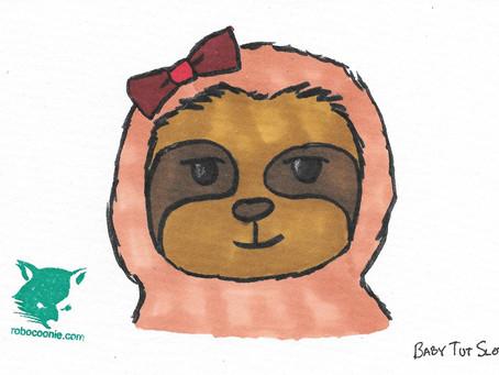 BabyTut Sloth