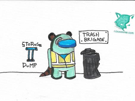 Among Us: Trash Brigade OpsRCShiny