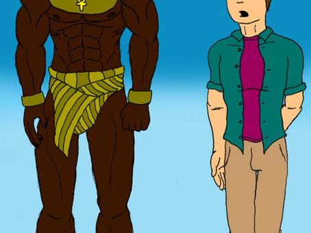 Anubis Size Comparison