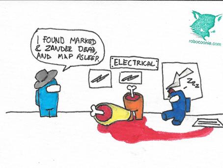 Among Us: Electrical