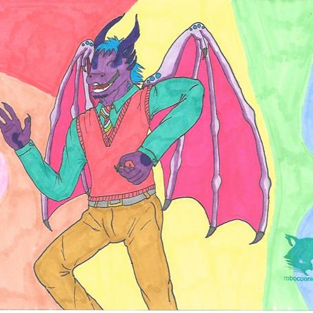 Dancing Series: Dragon