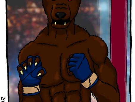 Fighter Anubis