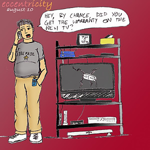 Eccentricity Webcomics