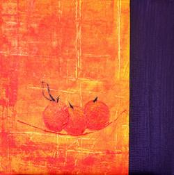 Les trois mandarines
