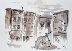 Place de l'ancre