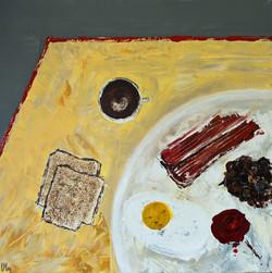 Alex's breakfast