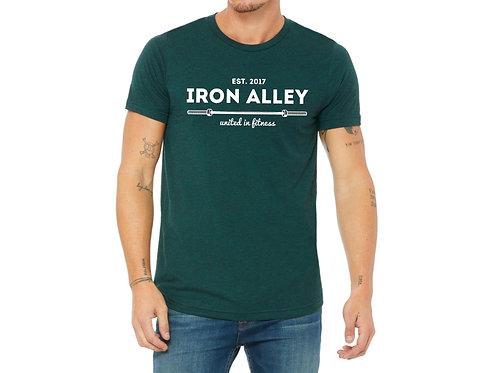Unisex Green T-Shirt