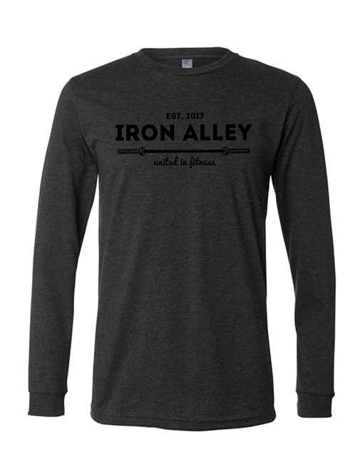 Unisex Grey Long Sleeve