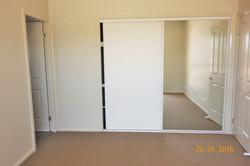 Main b'room built in wardrobe