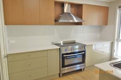 90cm upright cooker
