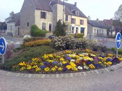 Plantation à Boulleret