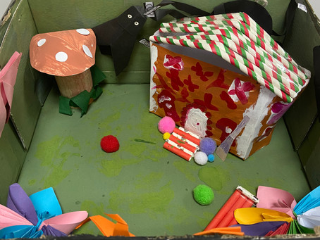 Hansel and Gretel Creative Art Contest
