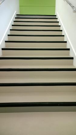 Escalier PVC