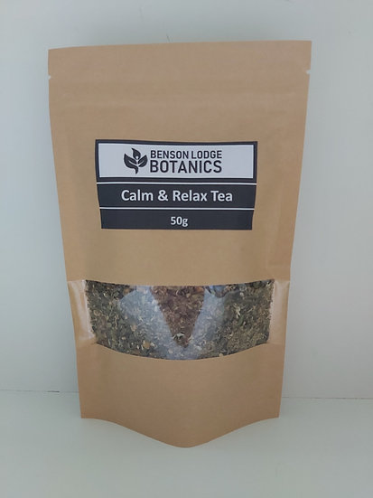 Calm & Relax Tea - 50g