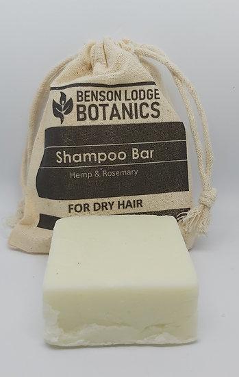 Dry Hair Shampoo Bar