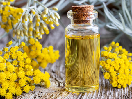 Helichrysum Essential Oil - The Secret weapon