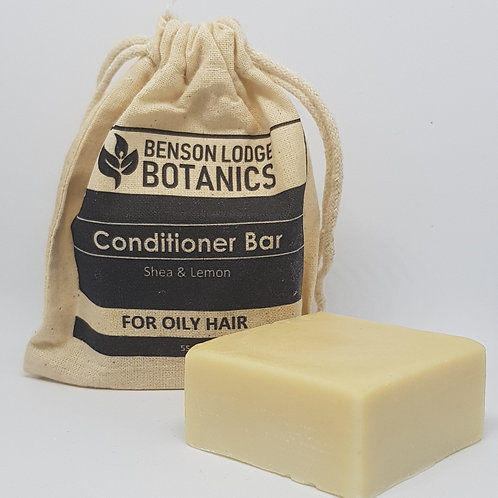 Oily Hair Conditioner Bar