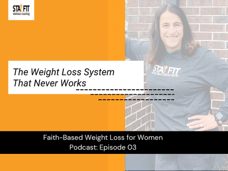 The Weight Loss System That Never Works