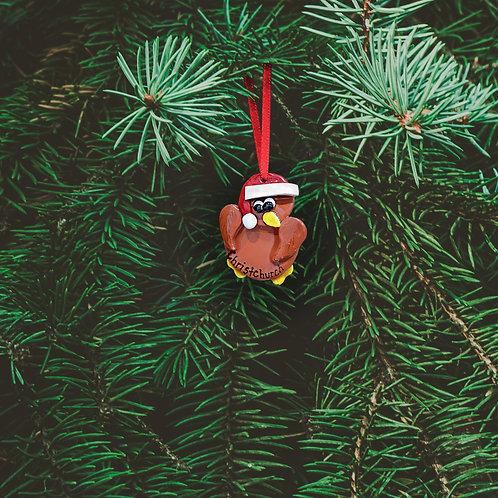Christmas Kiwi