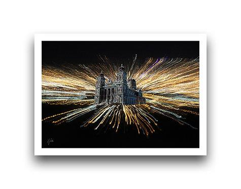 Christchurch Basilica on Lights