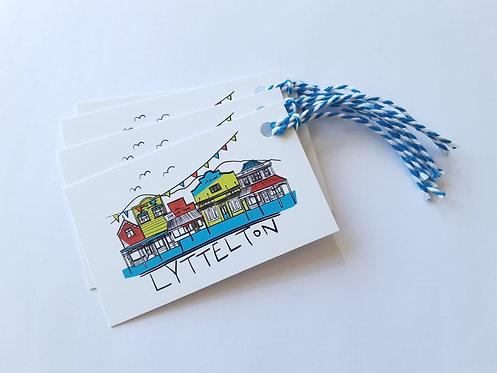 Lyttelton Gift Tags - Set of 5