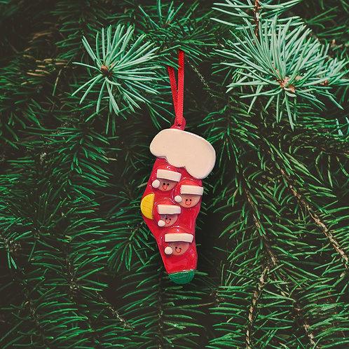 Family Christmas Stocking