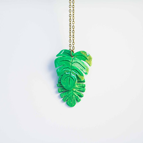 Jungle Necklace #4