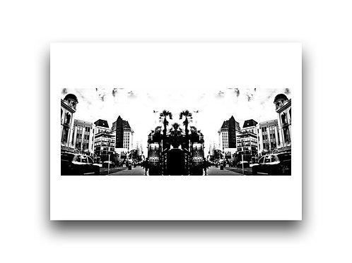 Christchurch Reflection II - Pre Quake