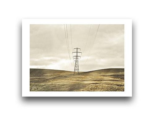 Power Flows Over Golden Fields