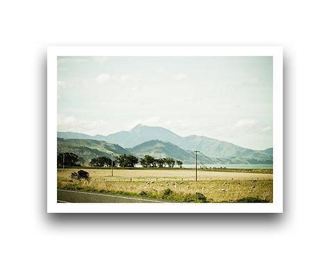 Kaikoura in Range